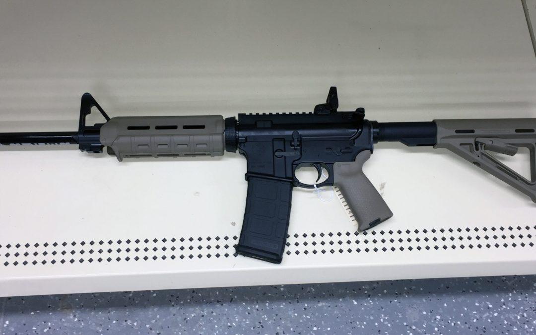 Ruger AR566